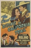 Riding the California Trail