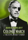 Colonel March of Scotland Yard